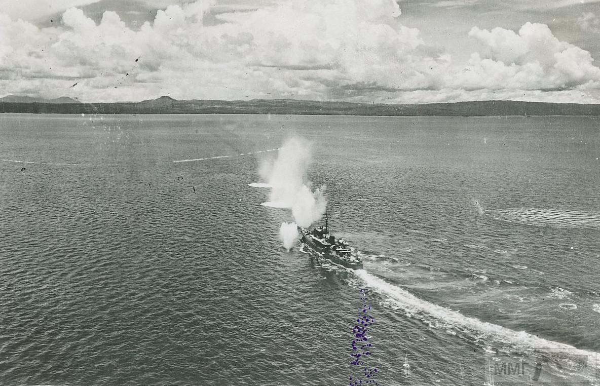 103991 - Военное фото 1941-1945 г.г. Тихий океан.