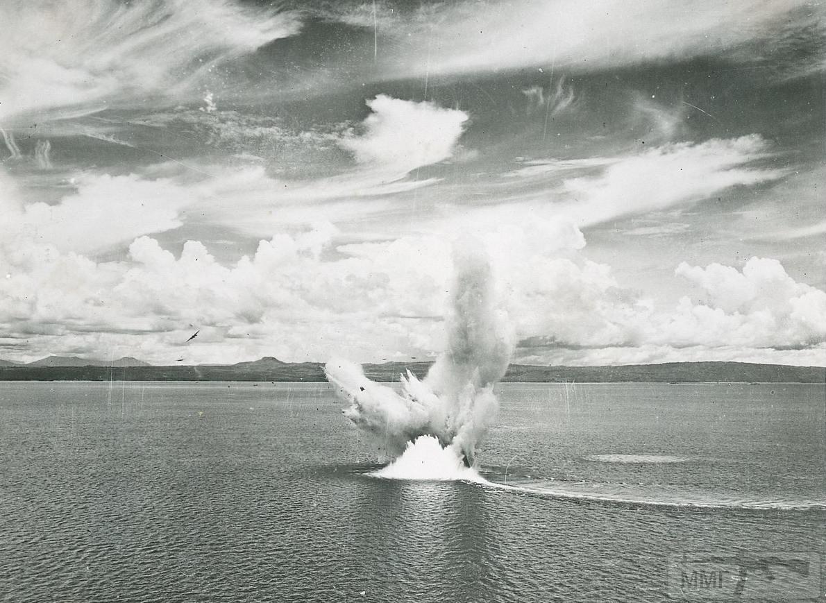 103992 - Военное фото 1941-1945 г.г. Тихий океан.