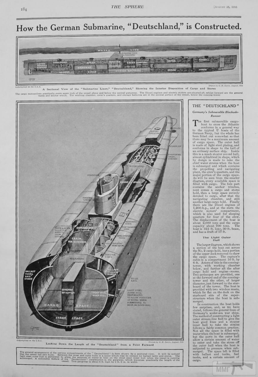 104051 - Волчьи Стаи - Германские подводные лодки двух мировых войн