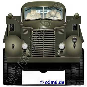 104061 - Автомобили США Второй мировой войны