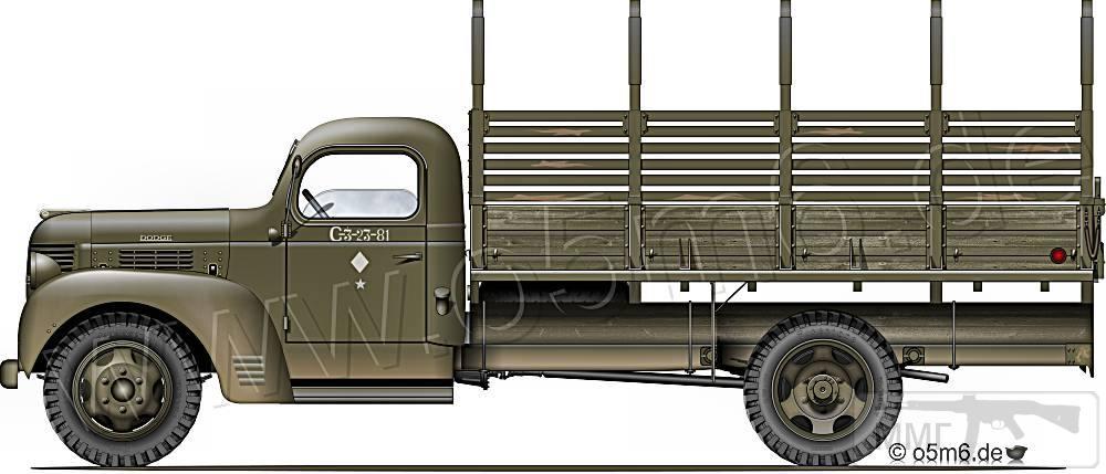 104064 - Автомобили США Второй мировой войны