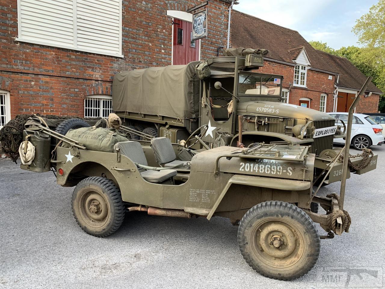 104074 - Автомобили США Второй мировой войны