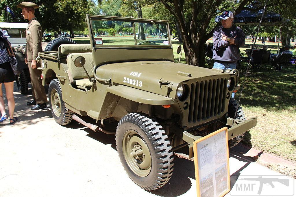 104094 - Автомобили США Второй мировой войны