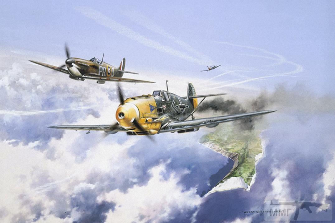 104133 - Художественные картины на авиационную тематику