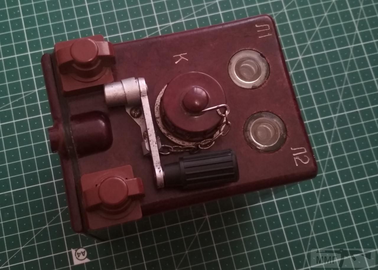 104159 - конденсаторна підривна машинка КПМ-3