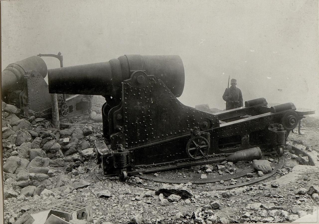 104176 - Военное фото. Восточный и итальянский фронты, Азия, Дальний Восток 1914-1918г.г.