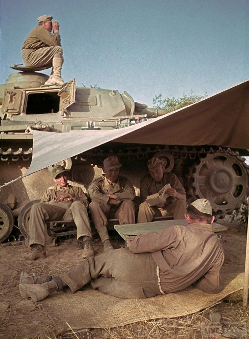 104204 - Военное фото 1939-1945 г.г. Западный фронт и Африка.
