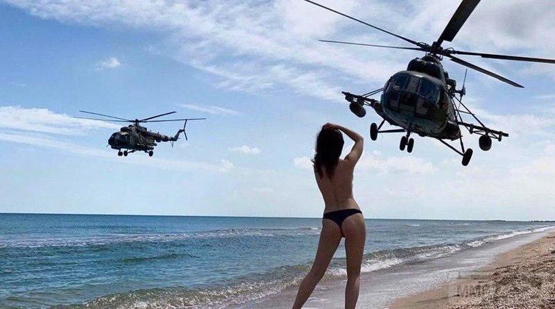 104345 - Красивые фото и видео боевых самолетов и вертолетов