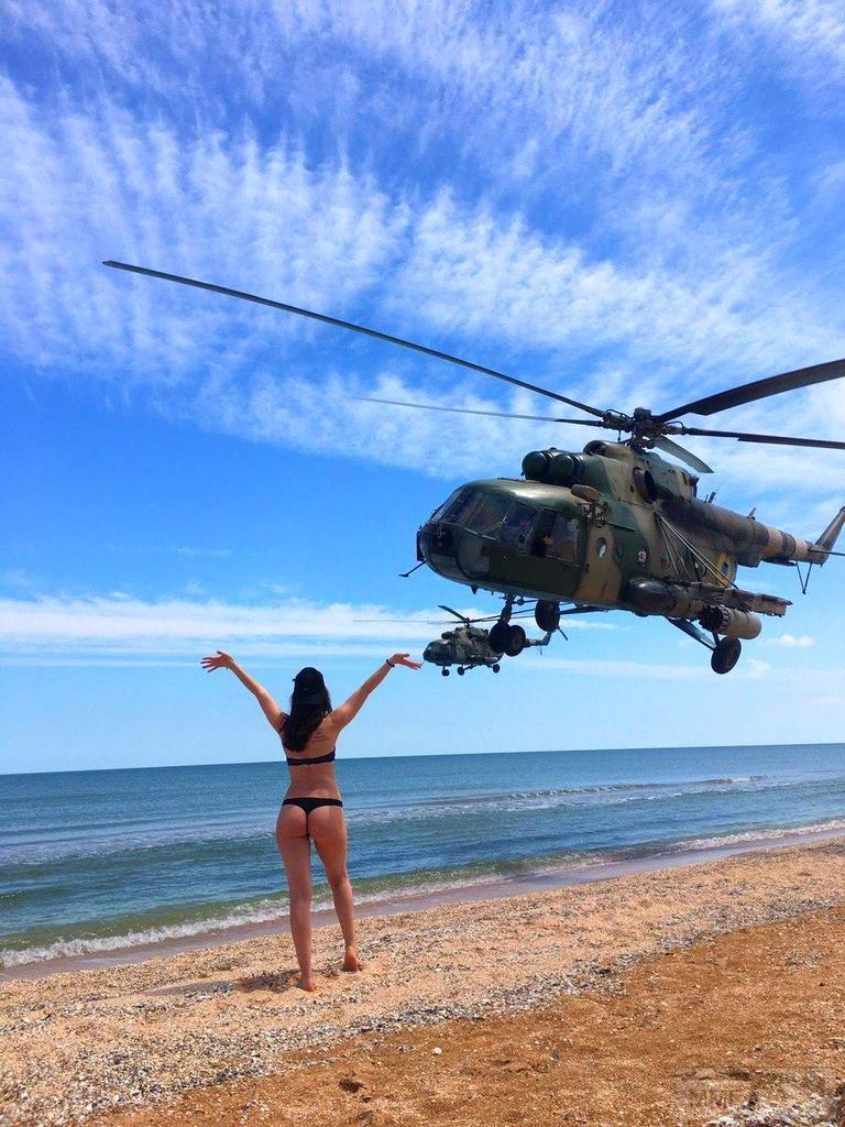 104348 - Красивые фото и видео боевых самолетов и вертолетов