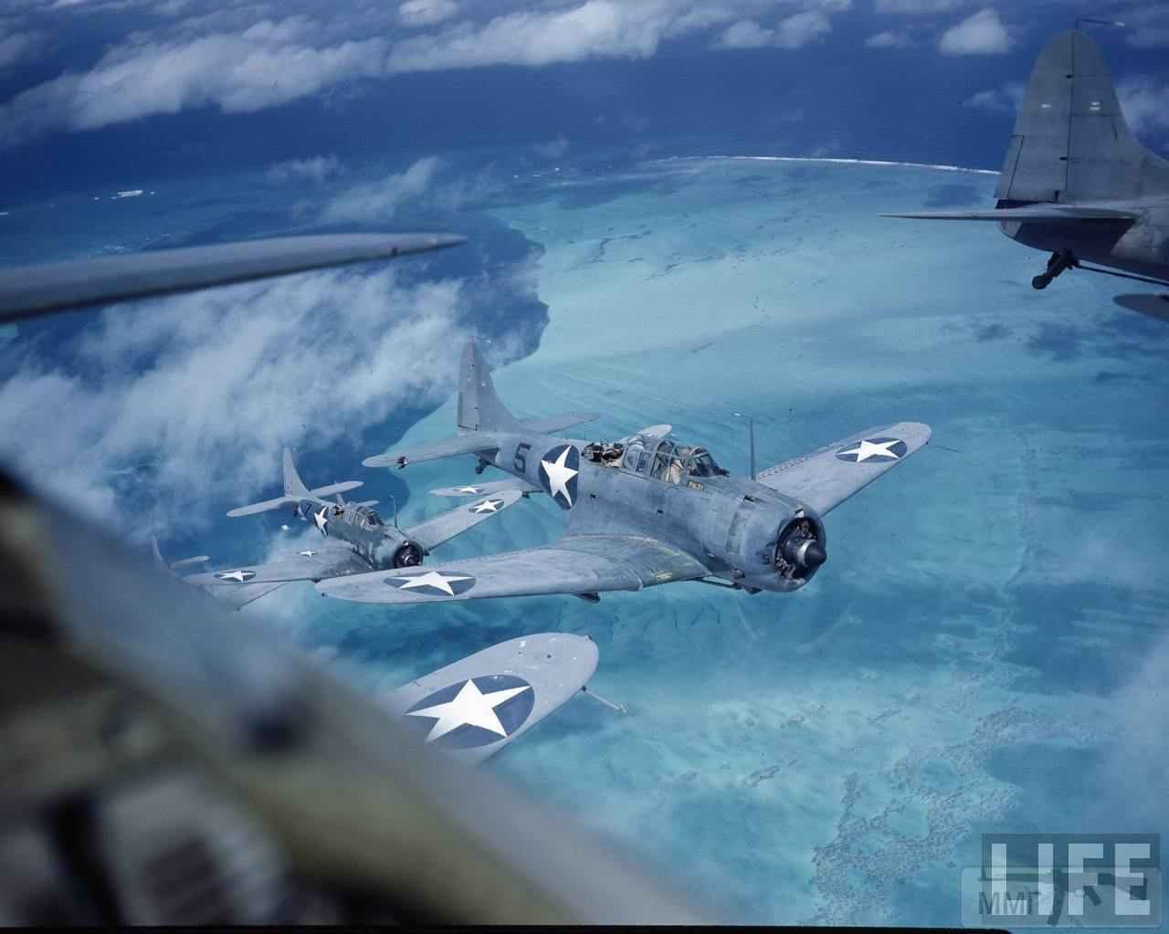 104365 - Война на Тихом океане в цвете
