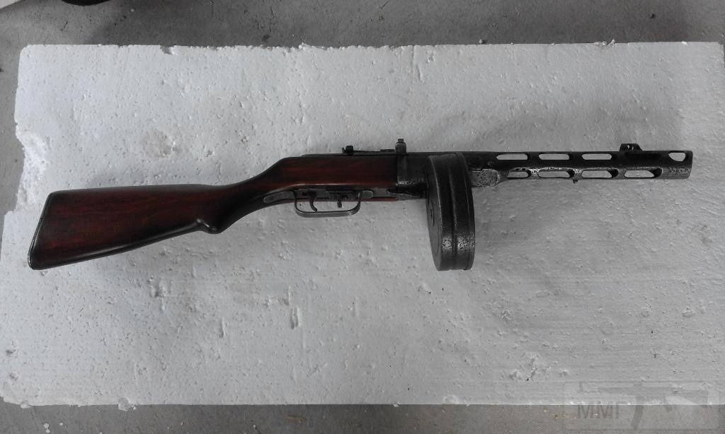 10438 - ППШ-41 експериментальний. ММГ.