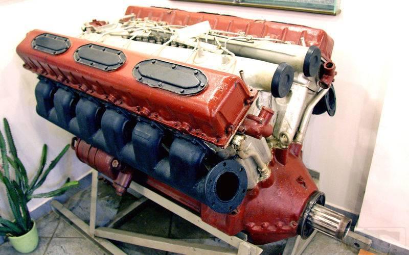 10443 - Двигатель В-2.