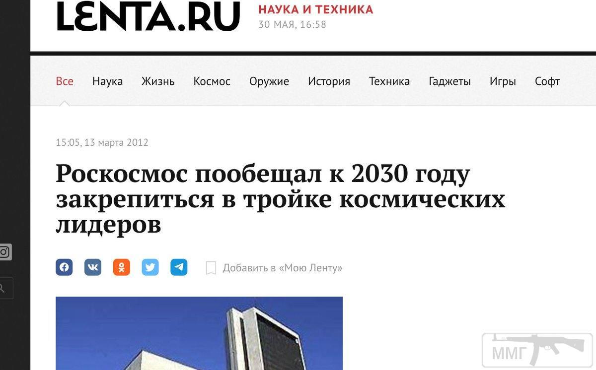 104561 - Новости современной космонавтики