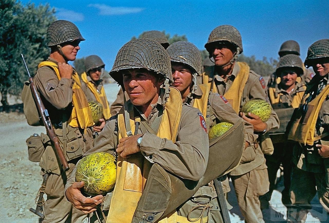 104696 - Военное фото 1939-1945 г.г. Западный фронт и Африка.