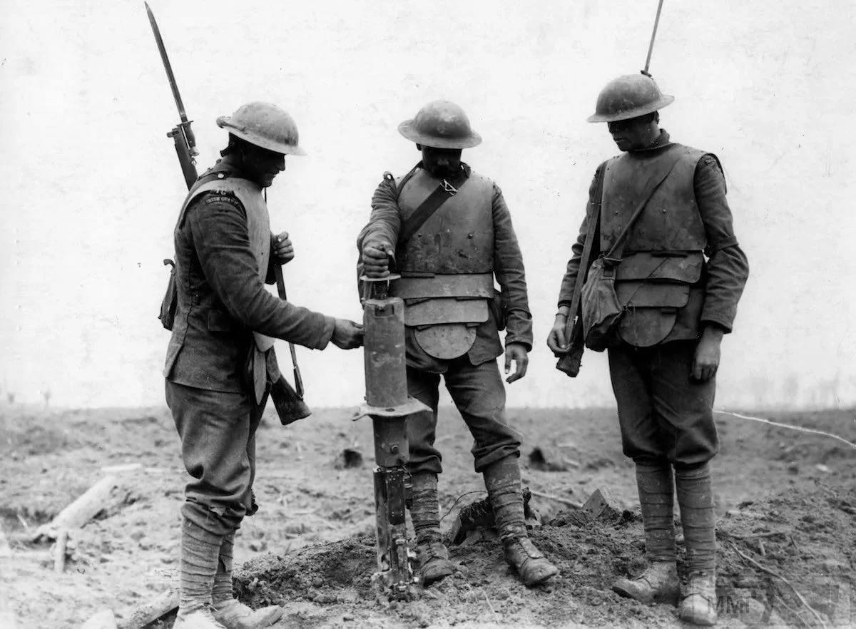 104717 - Военное фото. Западный фронт. 1914-1918г.г.