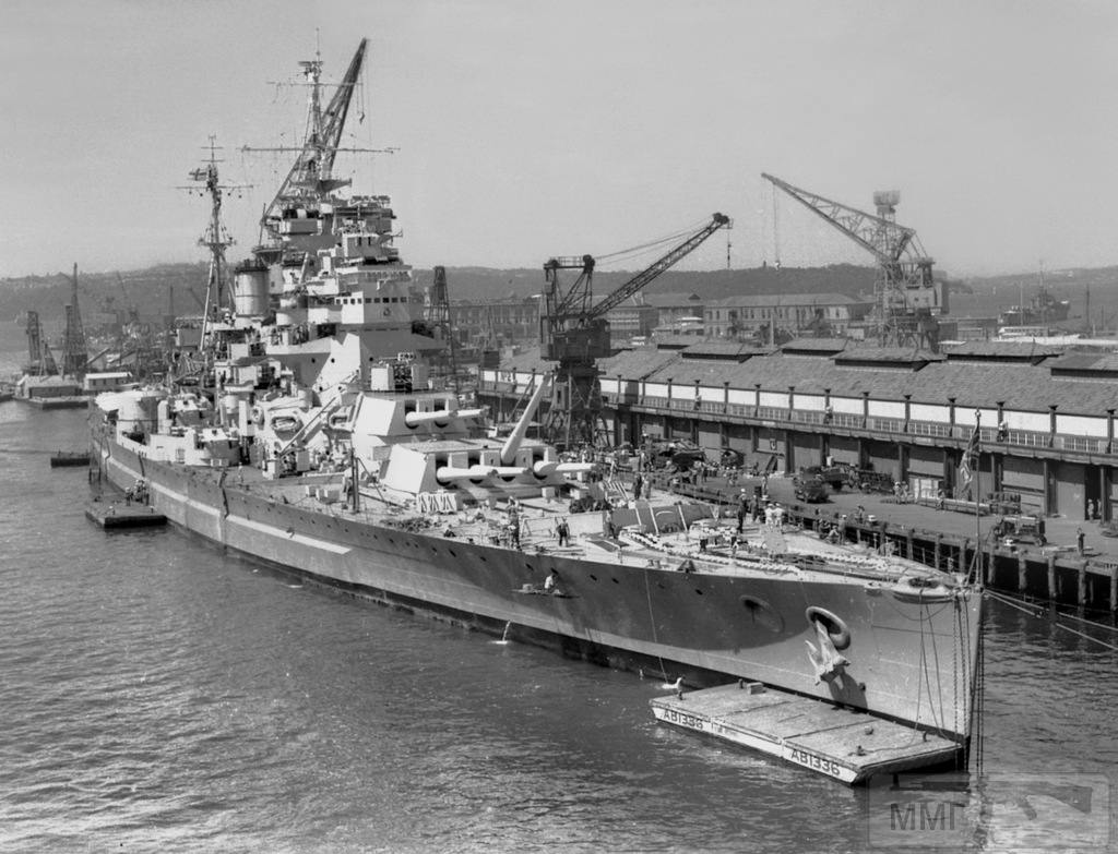 104890 - HMS Duke of York