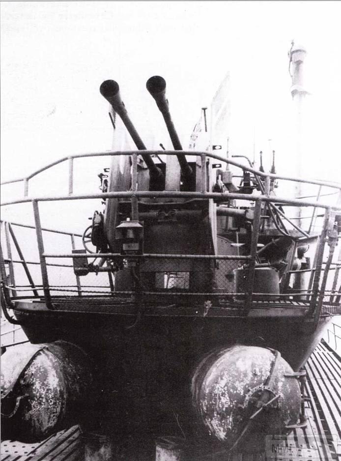 104900 - Действия немецких подлодок в Атлантике
