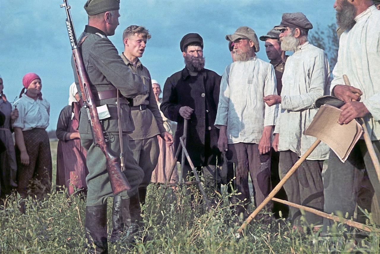 104904 - Военное фото 1941-1945 г.г. Восточный фронт.