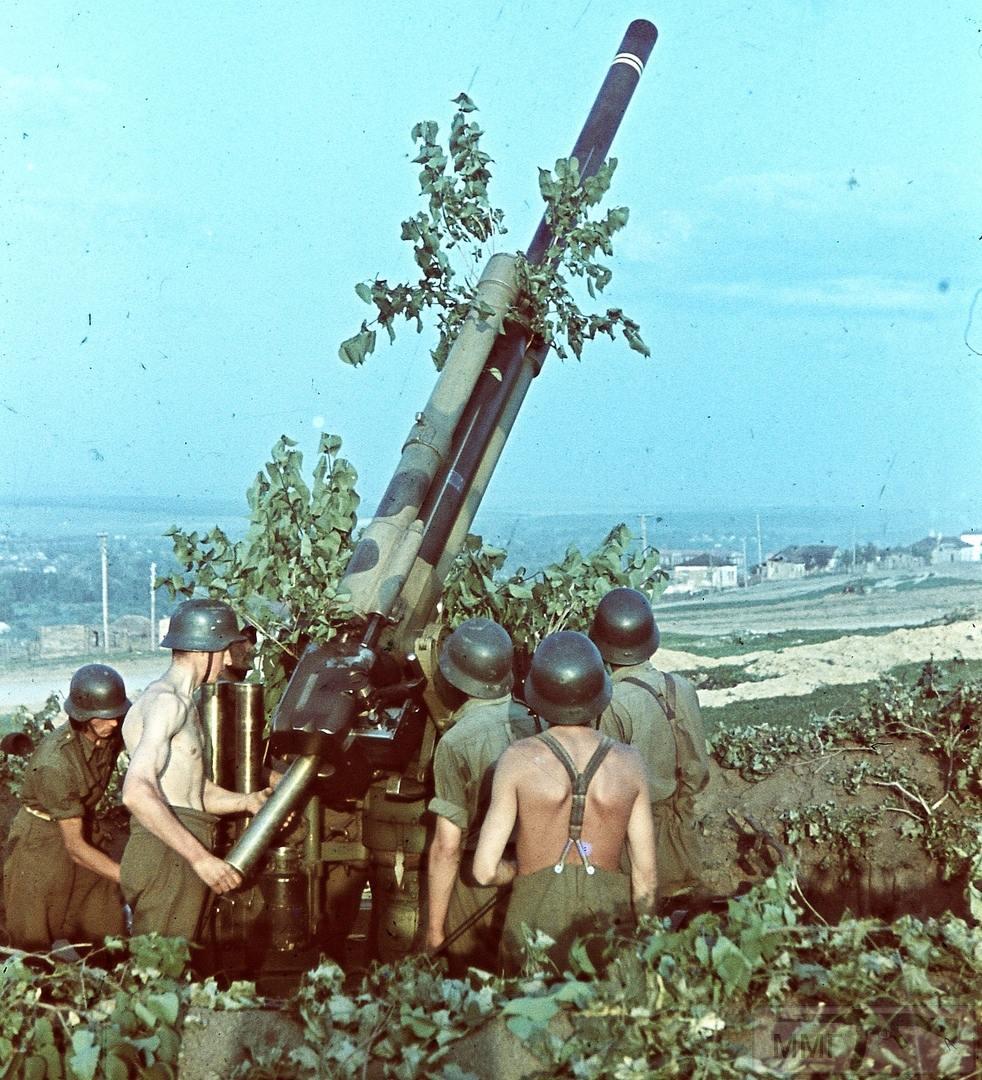 104905 - Военное фото 1941-1945 г.г. Восточный фронт.