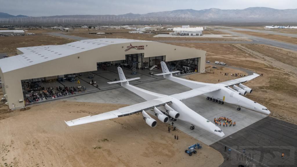 10497 - Самый большой самолет в мире!