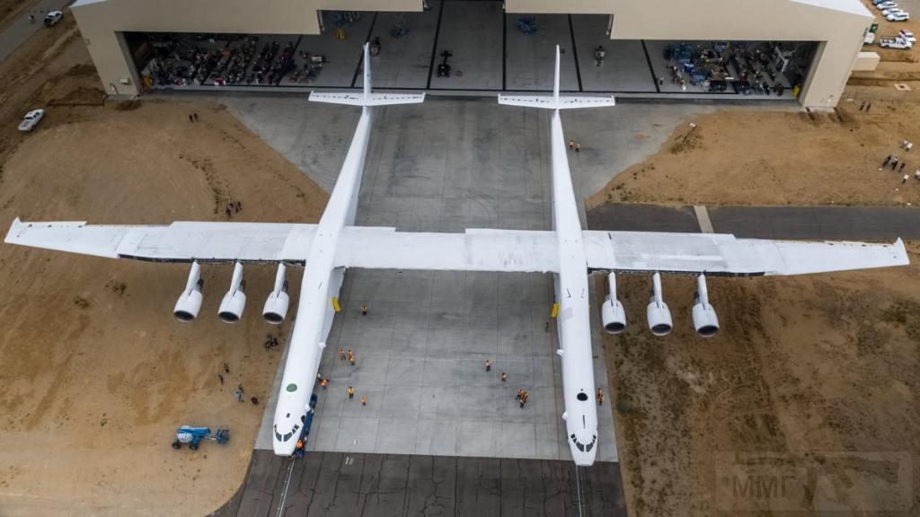 10498 - Самый большой самолет в мире!