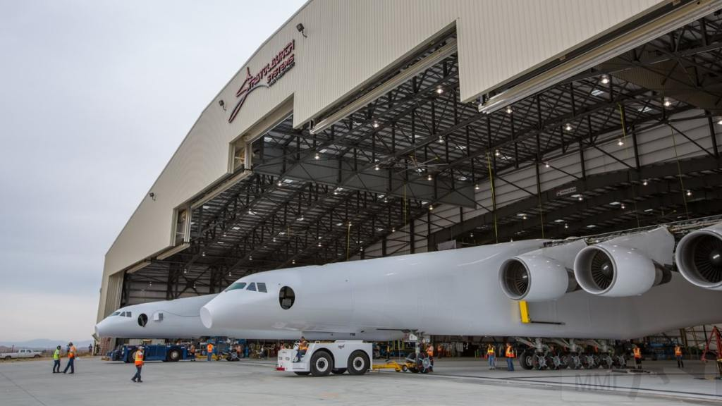 10499 - Самый большой самолет в мире!