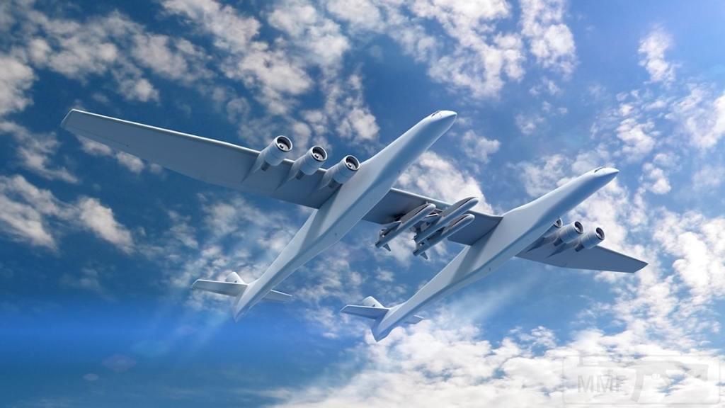 10501 - Самый большой самолет в мире!
