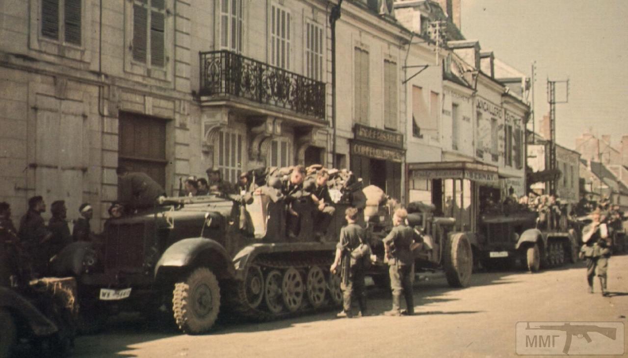 105026 - Грузовые и спец.автомобили Третьего рейха