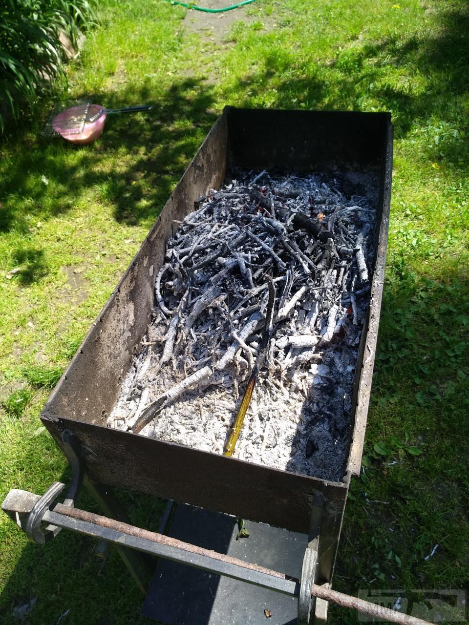 105083 - Закуски на огне (мангал, барбекю и т.д.) и кулинария вообще. Советы и рецепты.