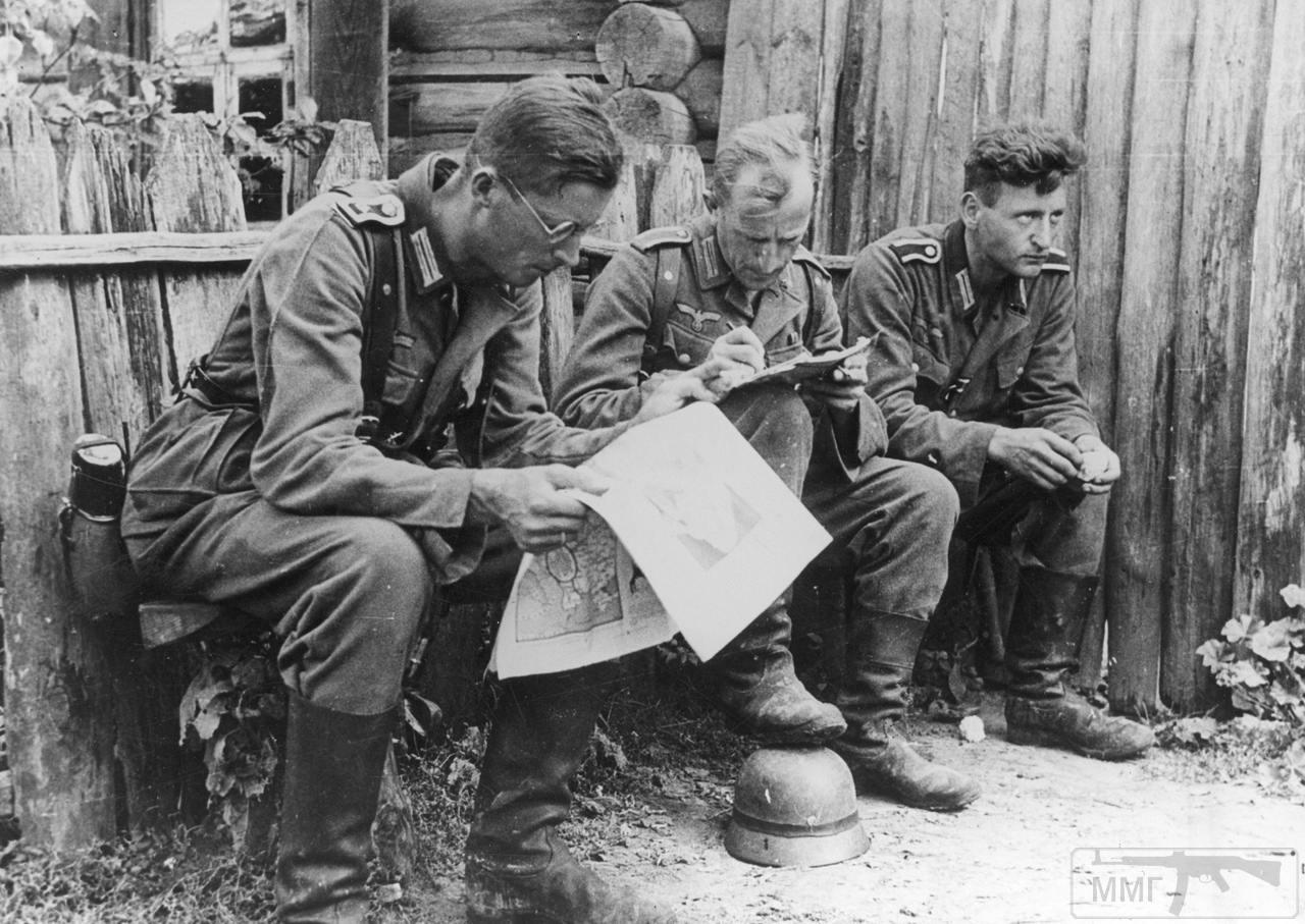 105303 - Военное фото 1941-1945 г.г. Восточный фронт.