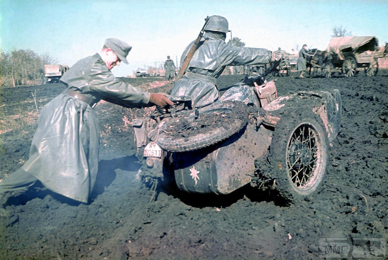 105351 - Военное фото 1941-1945 г.г. Восточный фронт.