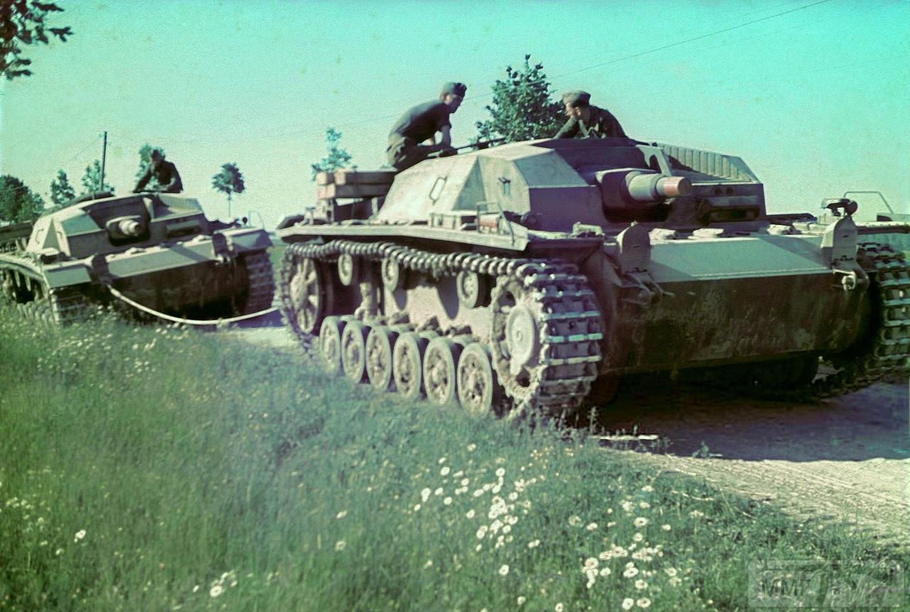 105352 - Военное фото 1941-1945 г.г. Восточный фронт.