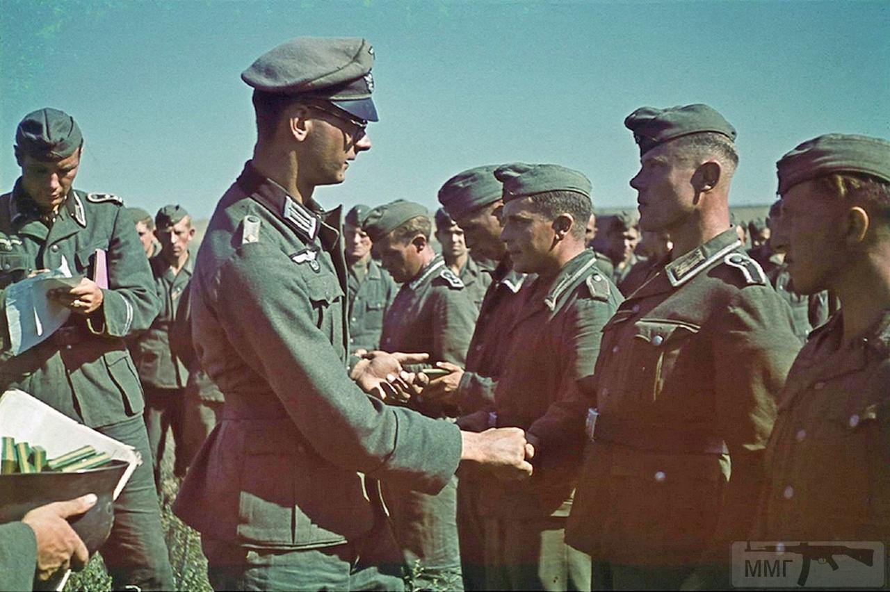 105370 - Военное фото 1941-1945 г.г. Восточный фронт.