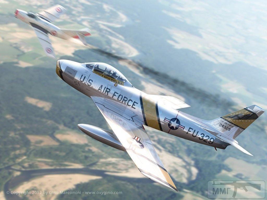 105376 - Художественные картины на авиационную тематику