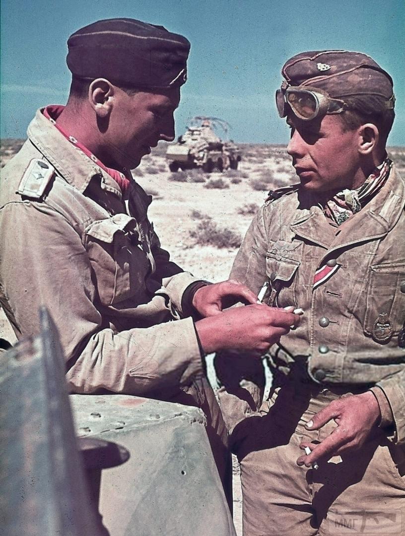 105482 - Военное фото 1939-1945 г.г. Западный фронт и Африка.