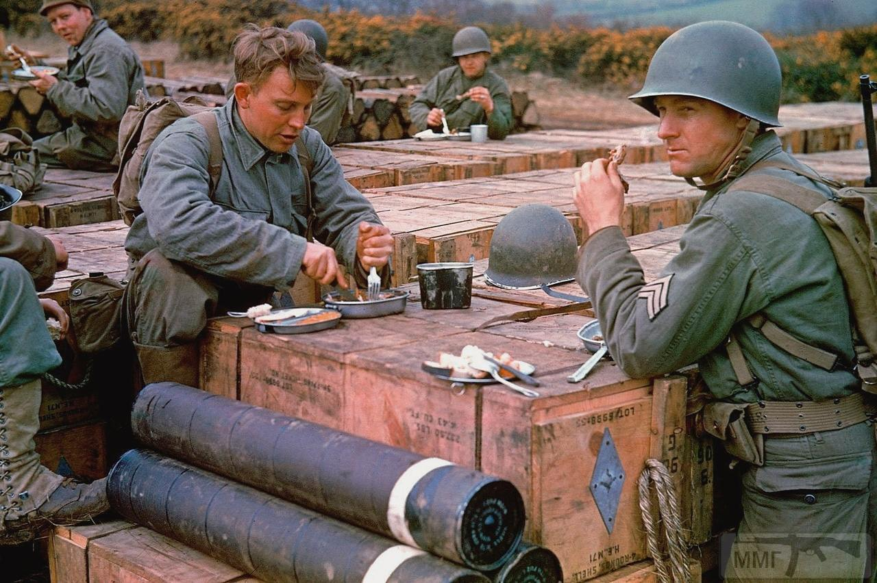 105768 - Военное фото 1939-1945 г.г. Западный фронт и Африка.