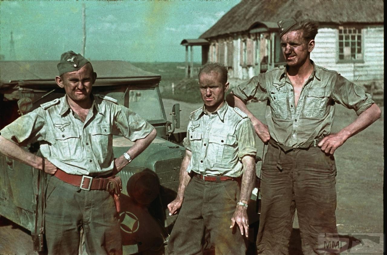 105879 - Лето 1941г,немецкие фото.