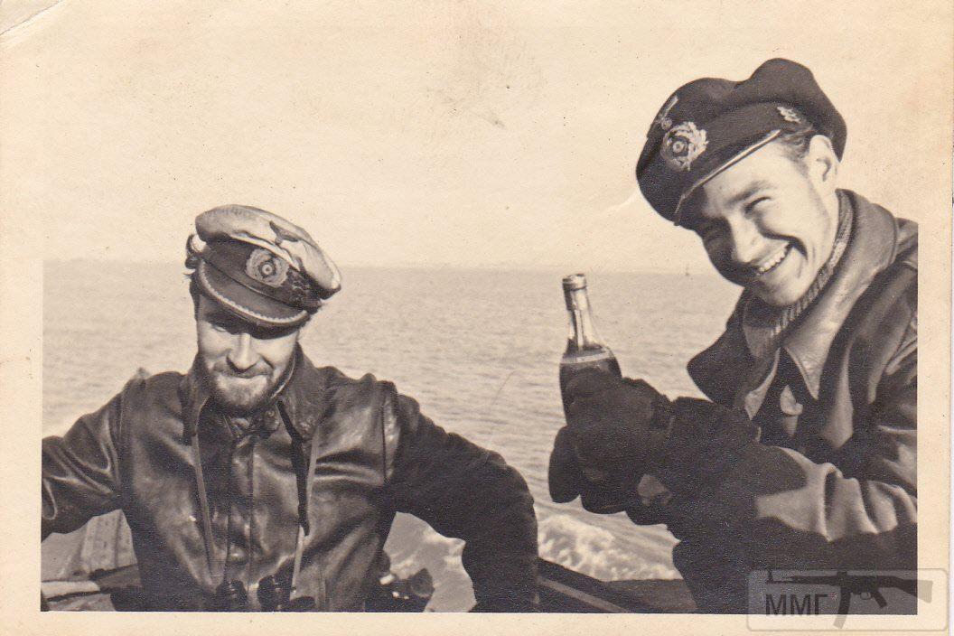 105943 - Действия немецких подлодок в Атлантике