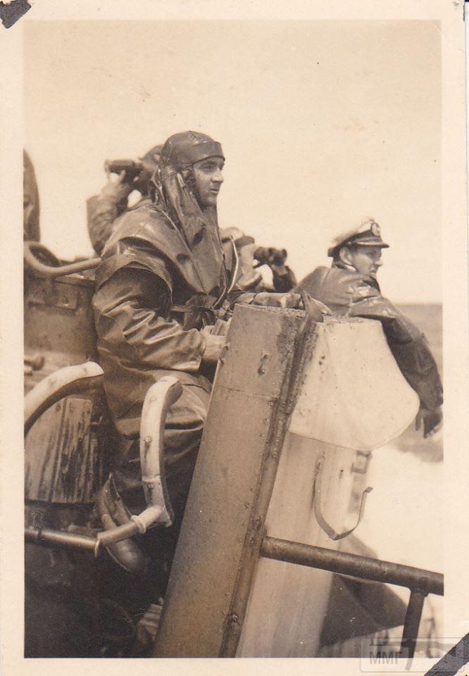 105944 - Действия немецких подлодок в Атлантике