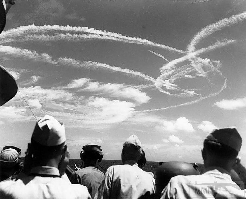106114 - Военное фото 1941-1945 г.г. Тихий океан.