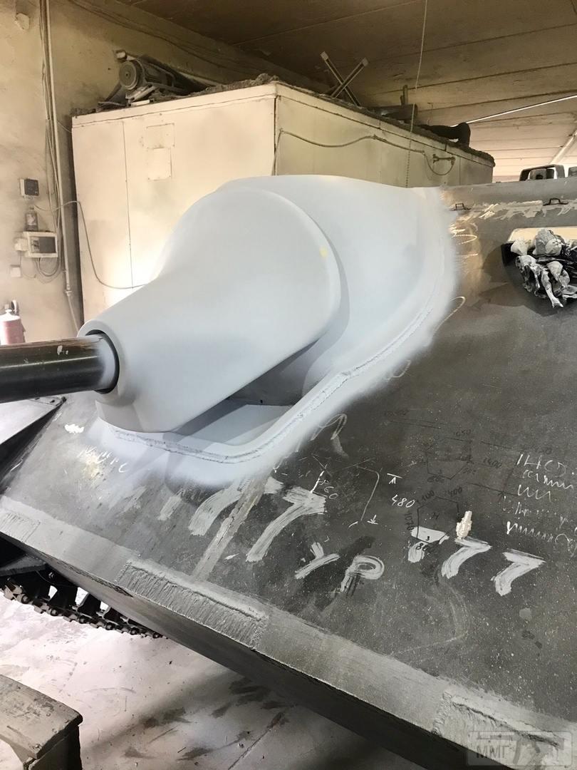 106157 - Деревянный танк