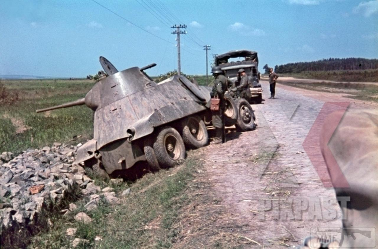 106203 - Лето 1941г,немецкие фото.