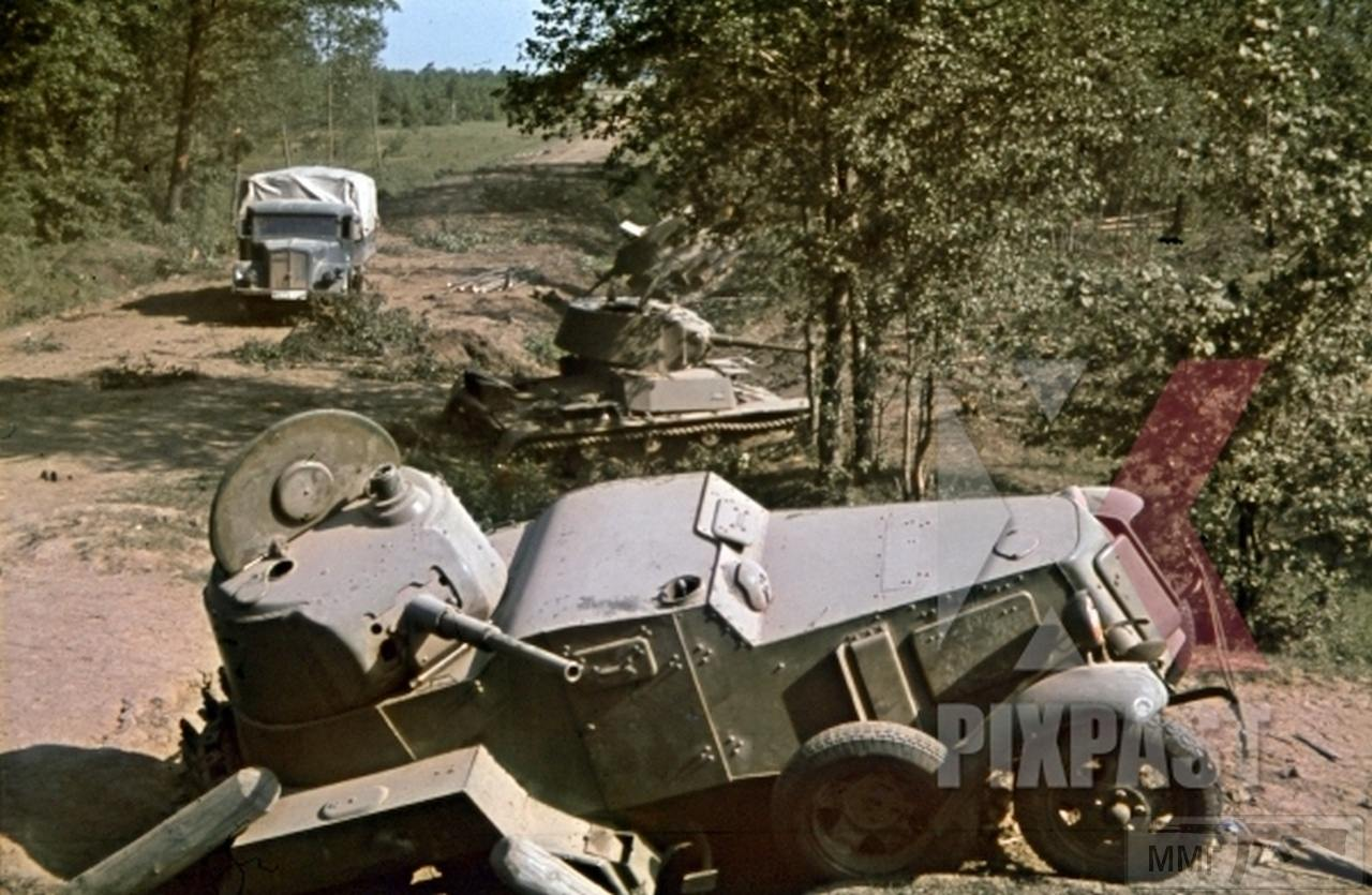 106204 - Лето 1941г,немецкие фото.