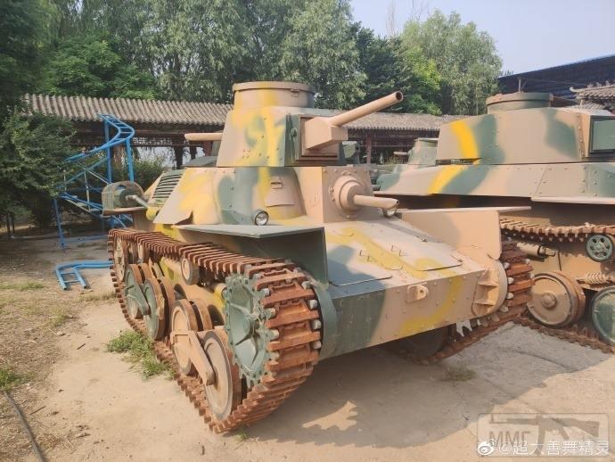 106601 - Деревянный танк