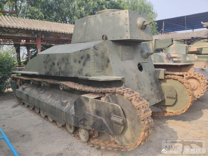 106602 - Деревянный танк