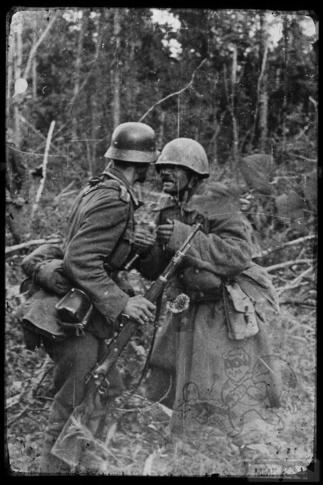106788 - Пленный красноармеец 1097-го стрелкового полка 326-й стрелковой дивизии.