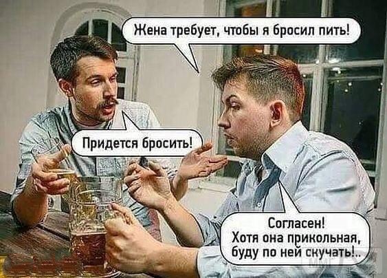 106981 - Пить или не пить? - пятничная алкогольная тема )))