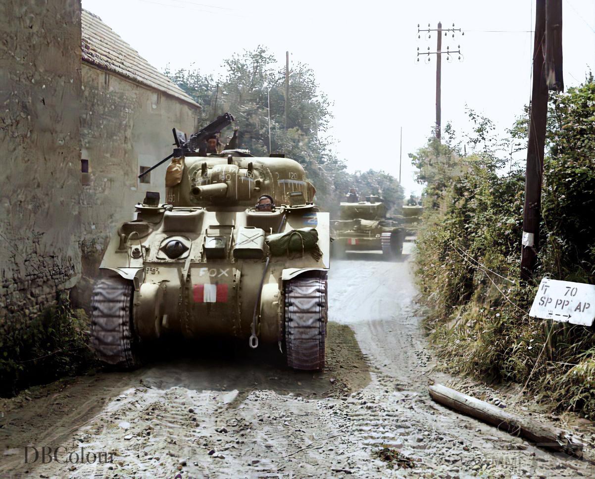 107076 - Военное фото 1939-1945 г.г. Западный фронт и Африка.