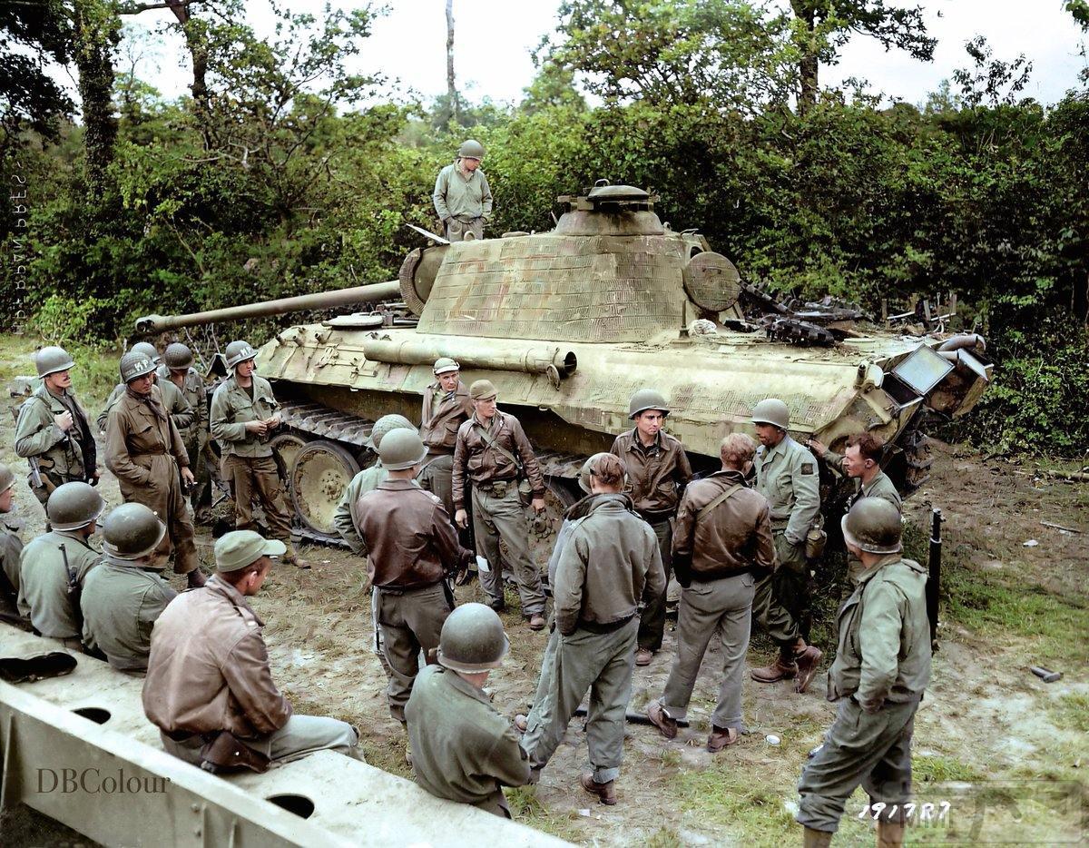 107077 - Achtung Panzer!