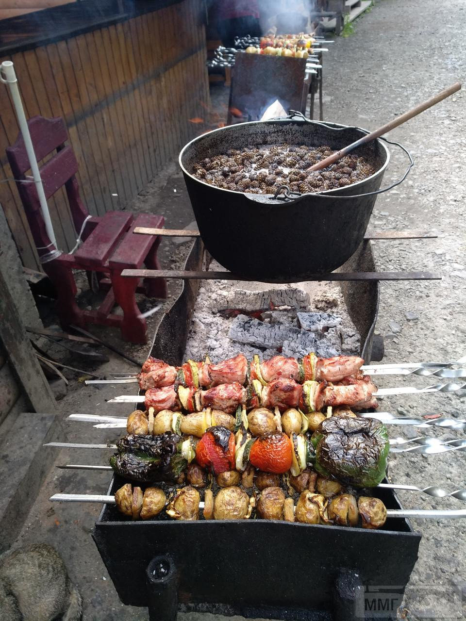 107218 - Закуски на огне (мангал, барбекю и т.д.) и кулинария вообще. Советы и рецепты.